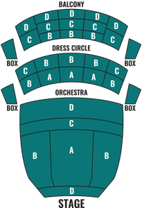 View Pops Seating Chart