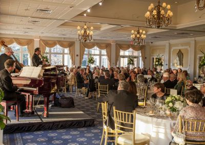 Clarinetist Sal Andolina Performs at Annual Benefit Gala