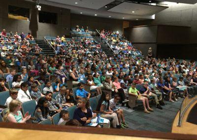 WJCC Students Enjoy VSO Performance