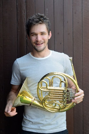 Jacob Wilder, Horn - Virginia Symphony Orchestra
