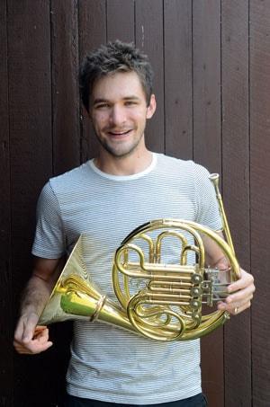 Jacob Wilder, Horn - Virginia Symphony Orchestra
