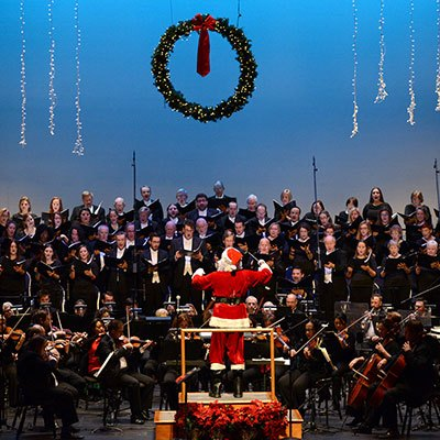 Holiday POPS! - The Virginia Symphony Orchestra