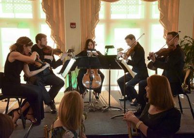 VSO Musicians Entertain at Annual Gala