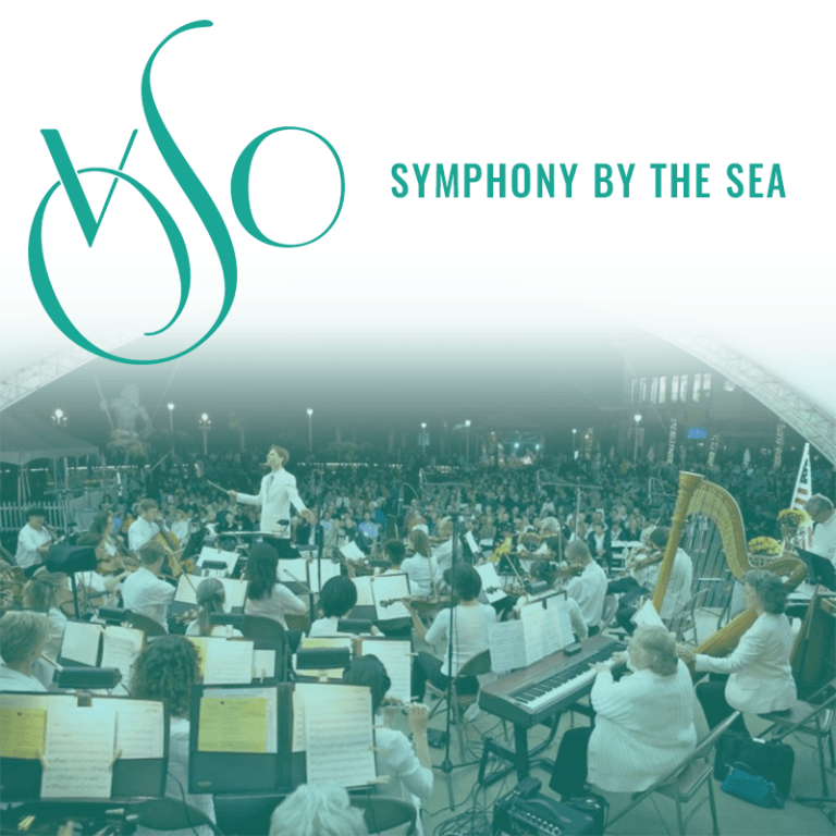 Symphony by the Sea • 8/15