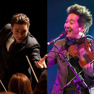 Kishi Bashi Meets the Symphony • 3/3-3/6