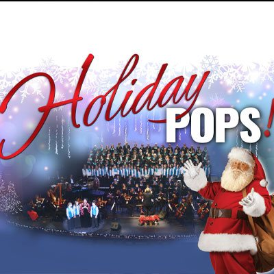 Holiday POPS! • 12/10-12/12