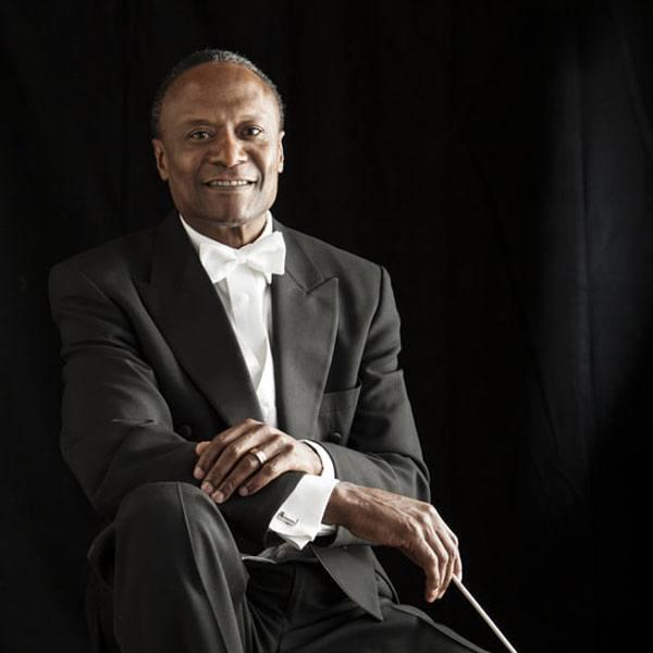 Virginia Symphony Special Guest Conductor, Thomas Wilkins