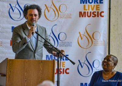 VSO Welcomes Guest Conductor Thomas Wilkins